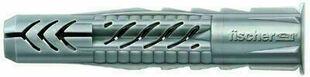 Cheville universelle nylon FISCHER UX-R avec collerette diam.8mm long.50mm en boîte de 100 pièces - Gedimat.fr