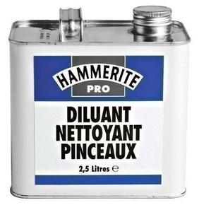 Diluant HAMMERITE bidon 0,25 litre incolore - Gedimat.fr