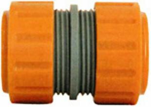Jonction de réparation pour tuyau d'arrosage plastique diam.15mm en vrac 1 pièce - Gedimat.fr