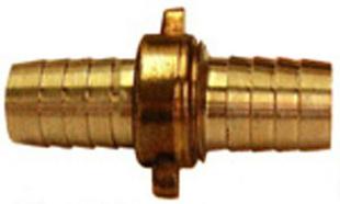 Raccord d 39 arrosage laiton 3 pi ces pour tuyau - Raccord tuyau arrosage laiton ...