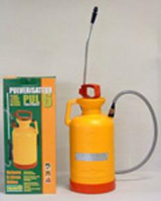 Pulvérisateur à pression 5 litres utiles joints VITON Techn'o + - Gedimat.fr