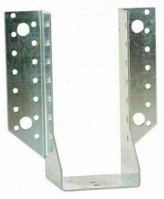 Sabot ailes extérieures T200 acier galvanisé larg.64mm haut.68mm ép.2mm - Gedimat.fr