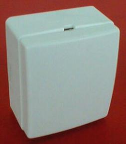 Boîte de dérivation électrique série BEJING pour pose en saillie coloris blanc - Gedimat.fr