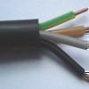 Câble électrique U1000R2V section 4G2,5mm² coloris noir vendu à la coupe au ml - Gedimat.fr