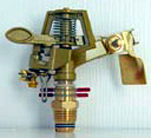 Asperseur métal TEC 100 - Gedimat.fr