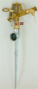Asperseur métal sur pic TEC 130 - Gedimat.fr
