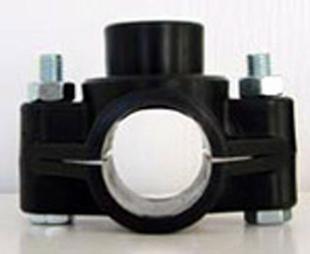 collier de prise en charge pour tuyau poly thyl ne sortie en vrac 1 pi ce. Black Bedroom Furniture Sets. Home Design Ideas
