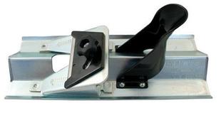 Rabot à chanfreiner la plaque de plâtre 300mm - Gedimat.fr