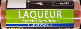 Manchon mousse floquée pour rouleau peinture acryl larg.180mm diam.60mm - Gedimat.fr