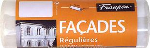 Manchon polyester pour rouleau peinture façade régulière diam.4cm larg.18cm - Gedimat.fr