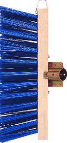 Balai de cantonnier fibres PVC semelle bois long.32cm - Gedimat.fr