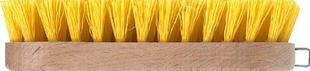 Brosse violon fibres naturelles de Tampico semelle bois 18cm - Gedimat.fr