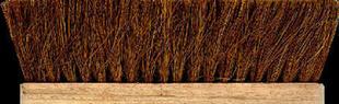 Balai de chantier fibres coco semelle bois 29cm - Gedimat.fr
