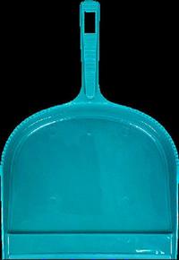 Ensemble pelle et balayette polypropylène 22cm bleu - Gedimat.fr