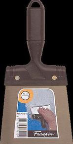 Couteau à enduire acier manche polypropylène 12cm - Gedimat.fr