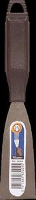 Couteau de peintre acier manche polypropylène noir 4cm - Gedimat.fr