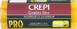 Manchon mousse nid d'abeilles pour rouleau crépi grains fins larg.180mm diam.48mm - Gedimat.fr