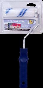 Rouleau polyamide texturé spécial fer manche polypropylène creux larg.110mm diam.15mm - Gedimat.fr