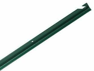 Piquet plastifié dim.35x35mm ép.3,5mm haut.2,25m Vert - Gedimat.fr
