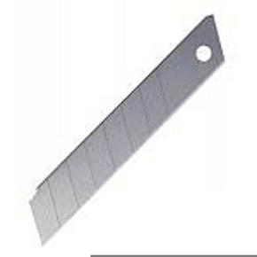 Lame de cutter 18mm lot de 10 pièces - Gedimat.fr