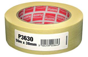 Adhésif de masquage lisse P3630 larg.32mm long.50m - Gedimat.fr