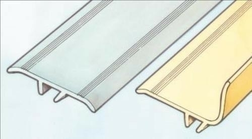 Couvre Joint Dilatation Toffolo Modele Angle En Pvc Ep 5mm Long 3m Larg 5cm Gedimat Fr