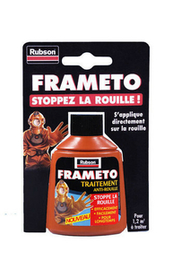 Traitement anti-rouille FRAMETO RUBSON 500ML - Gedimat.fr