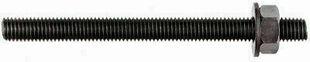 Tige filetée acier zingué pour fixation chimique dans maçonnerie FISCHER FIP-G diam.8mm long.120mm en boîte de 4 pièces - Gedimat.fr