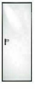 Porte de service Coupe-Feu 30mn réversible haut.2,025m larg.1,00m - Gedimat.fr