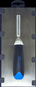 Platoir lame acier trempé manche bi matière 28x12cm - Gedimat.fr