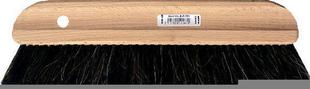 Balai de colleur fibres mélangées crin et PVC semelle bois poncé ép.20 mm larg.30cm - Gedimat.fr
