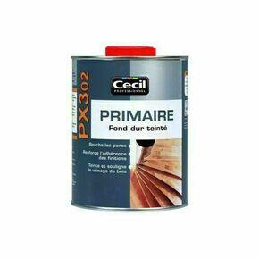 Primaire 2 en 1 fond dur + teinte PX302 pot de 1L jatoba - Gedimat.fr