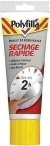 Enduit de rebouchage séchage rapide POLYFILLA en poudre sac de 1kg blanc - Gedimat.fr