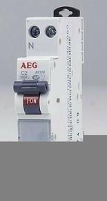 Disjoncteur électrique modulaire unipolaire + neutre 220V 20A - Gedimat.fr