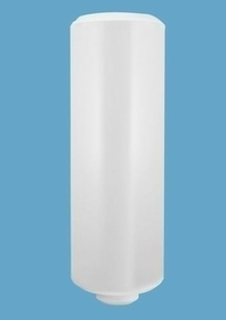 Chauffe-eau blindé mural vertical BASIC 100L blanc - Gedimat.fr