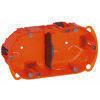 Boîte d'encastrement électrique LEGRAND BATIBOX multimatériaux 2 postes diam.67mm prof.40mm - Gedimat.fr