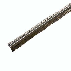 Protège-angle sortant en acier galvanisé déployé long.3m - Gedimat.fr
