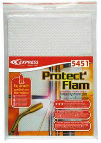 Protection thermique PROTECT'FLAM ép.10mm dim.21x29,7mm - Gedimat.fr