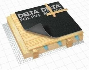 ecran de sous toiture delta fol pve r3. Black Bedroom Furniture Sets. Home Design Ideas
