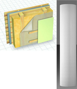 pare vapeur translucide delta fol dbf rouleau larg 1 5m. Black Bedroom Furniture Sets. Home Design Ideas