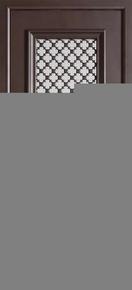 Porte d'entrée ATHENA en aluminium gauche poussant haut.2,15m larg.90cm laqué blanc - Gedimat.fr