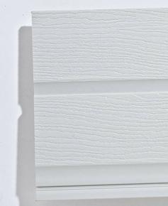 profil de fixation de d part pour bardage pvc cellulaire durasid blanc. Black Bedroom Furniture Sets. Home Design Ideas
