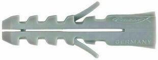 Cheville nylon S 10 - sachet de 10 pièces - Gedimat.fr