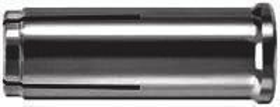 Cheville à frapper acier électro-zingué EA II M6 diam.8mm long.30mm taraudée diam.6mm 100 pièces - Gedimat.fr