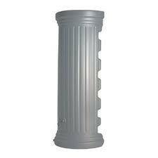 r servoir de r cup ration d 39 eau de pluie colonne romaine murale 550l coloris gris. Black Bedroom Furniture Sets. Home Design Ideas