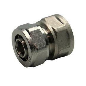 Raccord droit femelle diam.15X21mm pour tuyau multicouche synth�tique EASYPEX diam.16mm sous coque de 1 pi�ce - Gedimat.fr