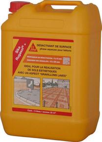 Désactivant de surface Rugasol Plus Bidon 5L - Gedimat.fr - Gedimat.fr