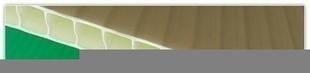 Plaque de protection polypropylène alvéolaire de protection ou de coffrage Toffoplack 2.40x1.20m Ep.3mm - Gedimat.fr