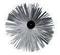 Hérisson PVC avec boule de guidage diam.155mm - Gedimat.fr