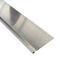 Bande de rive ou d'astragale zinc naturel développé 250mm ép.0,65mm long.2m - Gedimat.fr